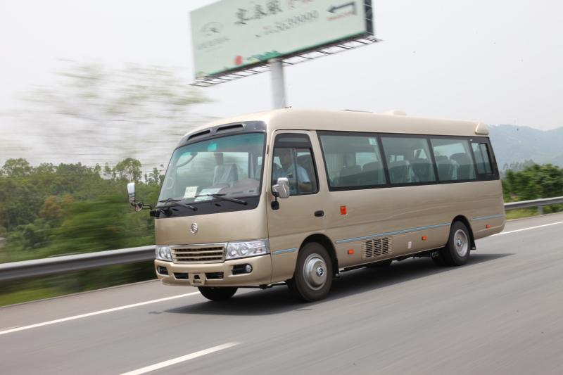 Golden Dragon Kast Premium Business Coach Sets New Heights