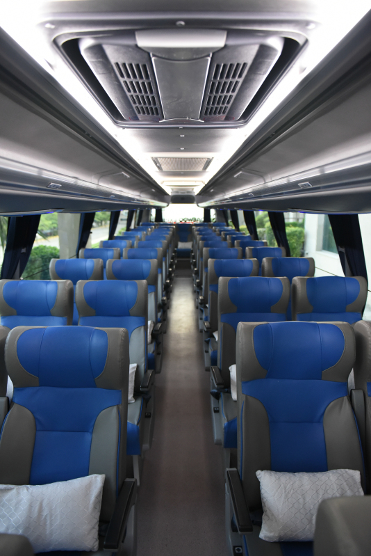 40 Golden Dragon Buses Delivered to stan Daewoo Express-Golden ...